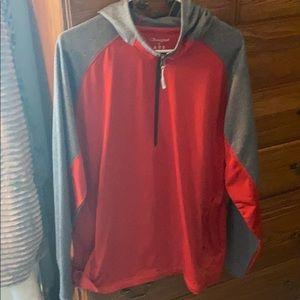 Champion half zip hoodie